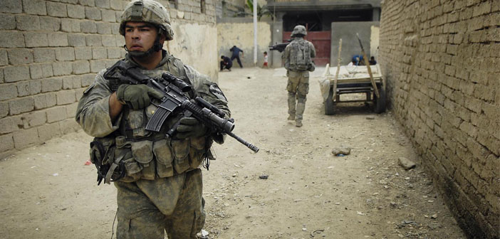 study ties insurgency phase of iraq war to higher ptsd rates