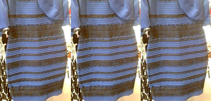 Blue And Black Or White And Gold Three Perspectives On The Dress