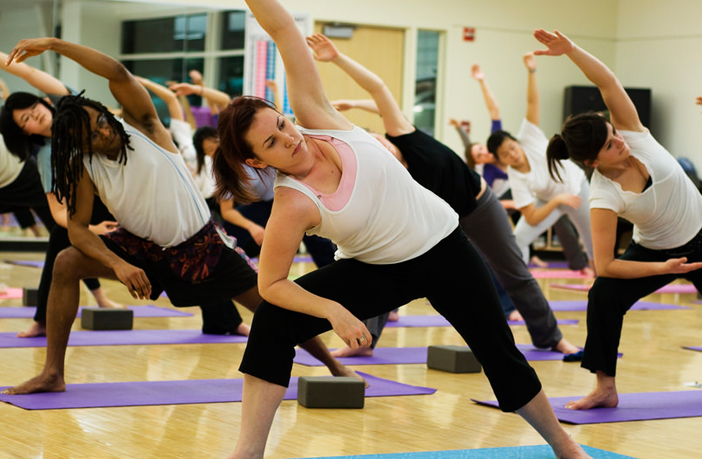 Study finds 12 weeks of yoga reduces body-image dissatisfaction in women