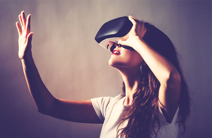 How extending reality with VR technology could provide an antidote