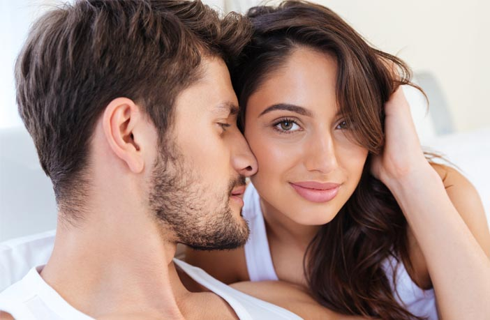 Only women's sexual personality predicts intercourse frequency within couples