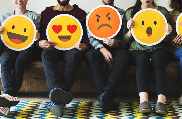 More frequent emoji use linked to more first dates and more sexual activity, study finds