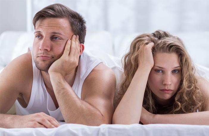 Attachment anxiety linked to a steep decline in men's sexual desire