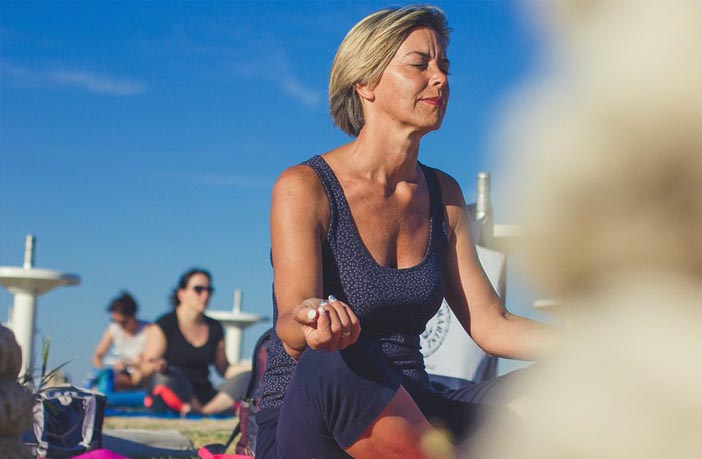 Study provides evidence that loving-kindness meditation slows cellular aging